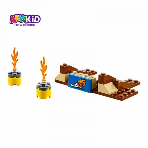 لگو کامیون هیولا ۱۹۲ قطعه سری LEGO CITY3