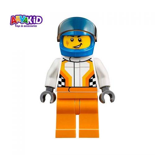 لگو کامیون هیولا ۱۹۲ قطعه سری LEGO CITY6