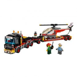 لگو کامیون یدک کش ۳۱۰ قطعه سری LEGO CITY
