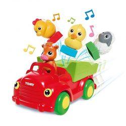 کامیون موزیکال حیوانات مزرعه تامی
