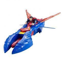 اسباب بازی ماشین تفنگی سوپرمن Mattel