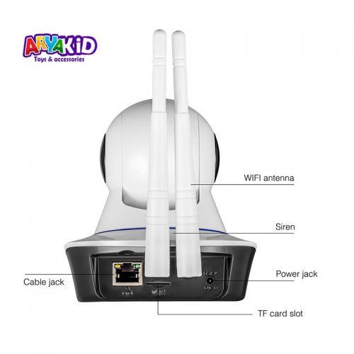 دوربین کنترل اتاق کودک ۲mp مدل اسمارت3