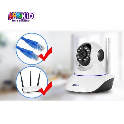 دوربین کنترل اتاق کودک ۲mp مدل اسمارت5