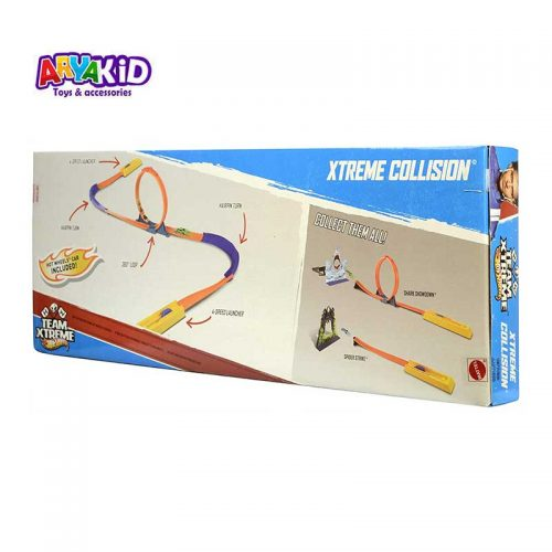 ریسینگ ماتل مدل Xtreme Collision1
