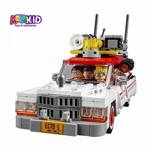 لگو اکتو ۵۵۶ قطعه سری LEGO GHOSTBUSTERS1
