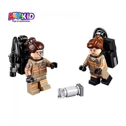 لگو اکتو ۵۵۶ قطعه سری LEGO GHOSTBUSTERS3