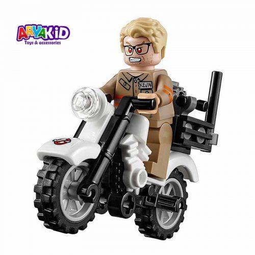 لگو اکتو ۵۵۶ قطعه سری LEGO GHOSTBUSTERS4