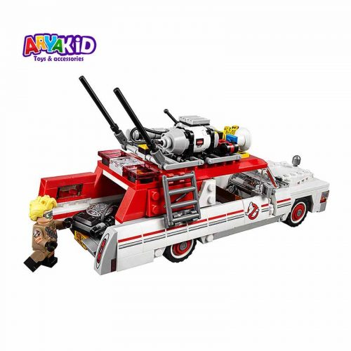 لگو اکتو ۵۵۶ قطعه سری LEGO GHOSTBUSTERS5