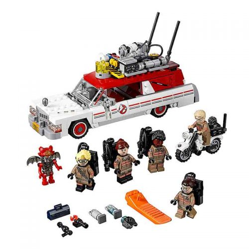 لگو اکتو ۵۵۶ قطعه سری LEGO GHOSTBUSTERS