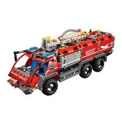لگو خودروی نجات فرودگاه ۱۰۹۸ قطعه سری LEGO TECHNIC