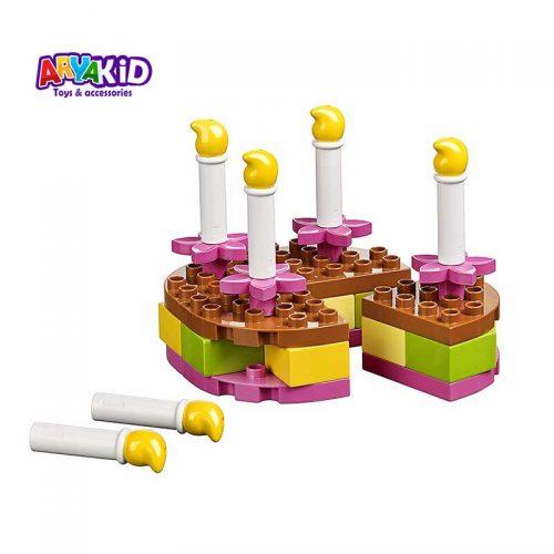 لگو کافه ۱۳۱ قطعه سری LEGO DUPLO4