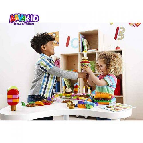 لگو کافه ۱۳۱ قطعه سری LEGO DUPLO
