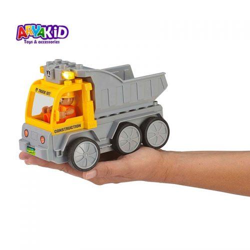 ماشین کنترلی مدل کامیون Revell2