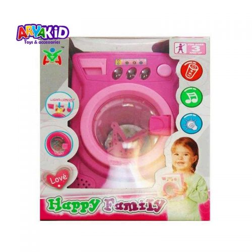اسباب بازی ماشین لباسشویی هپی فامیلی2