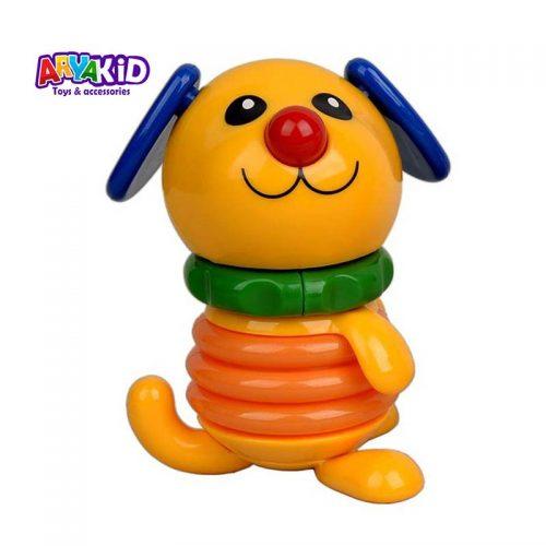 عروسک سگ پرشی تولو2