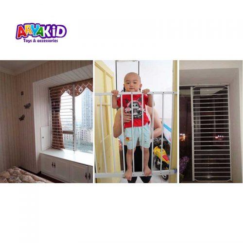 نرده محافظ پنجره کودک5