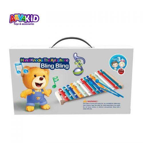 اسباب بازی بلز آموزشی Bling Bling5