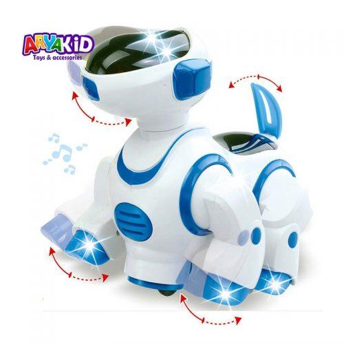 اسباب بازی ربات سگ موزیکال1