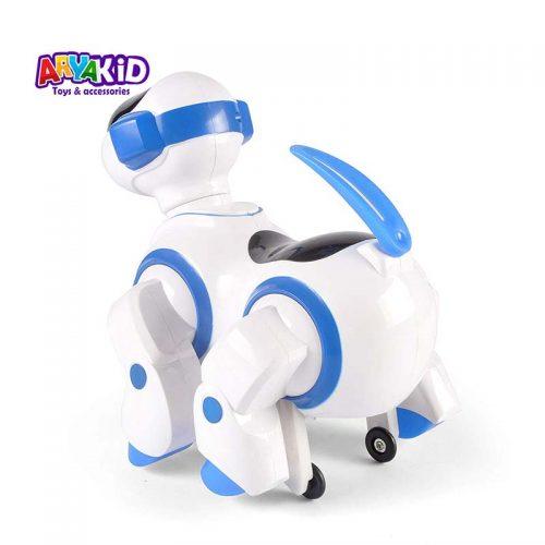 اسباب بازی ربات سگ موزیکال3