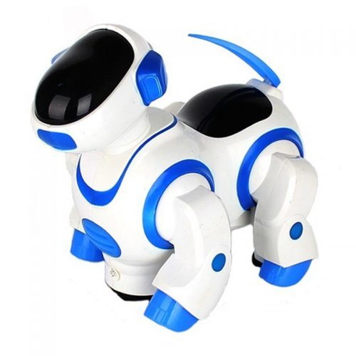 اسباب بازی ربات سگ موزیکال