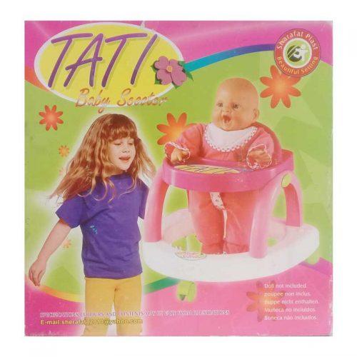 اسباب بازی روروئک عروسک تاتی