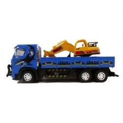 کامیون حمل بیل مکانیکی دُرج