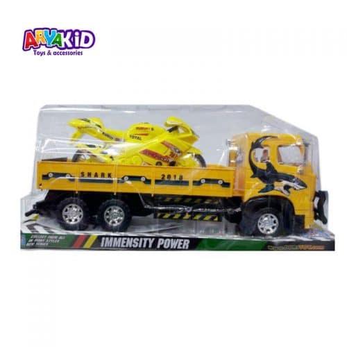 کامیون حمل موتور دُرج1