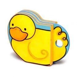 کتاب فومی شالاپ شولوپ یه اردک