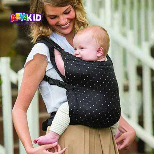 آغوشی نوزاد ۲ حالته خالدار اینفنتینو5