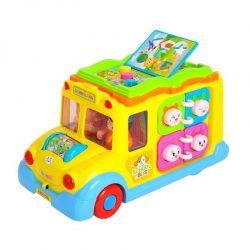 اسباب بازی اتوبوس مدرسه HOLA