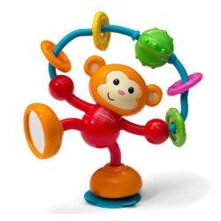 جغجغه و دندانگیر طرح میمون اینفنتینو