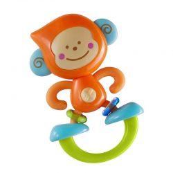 جغجغه و دندانگیر طرح میمون بلوباکس