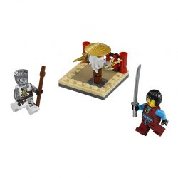 لگو باشگاه رزمی ۴۳ قطعه سری LEGO Ninjago