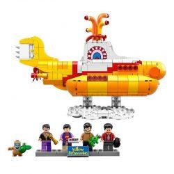 لگو زیردریایی ۵۵۳ قطعه سری LEGO Ideas