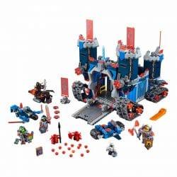 لگو فورترِکس ۱۱۴۰ قطعه سری LEGO NEXO Knights