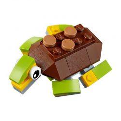 لگو لاک پشت ۳۳ قطعه سری LEGO Creator