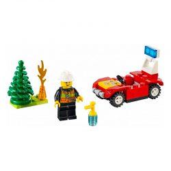 لگو ماشین آتشنشانی ۳۲ قطعه سری LEGO JUNIORS