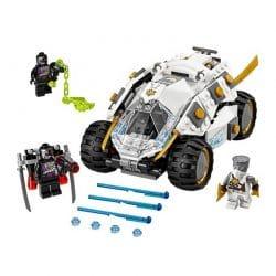 لگو ماشین ۳۴۲ قطعه سری LEGO Ninjago