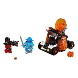 لگو منجنیق ۹۳ قطعه سری LEGO NEXO Knights