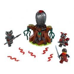 لگو وِرمیلیون ۸۳ قطعه سری LEGO Ninjago