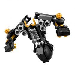 لگو ۶۴ قطعه Quake Mech سری LEGO Ninjago
