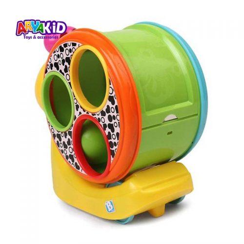 پازل حلزون کودک بلوباکس2