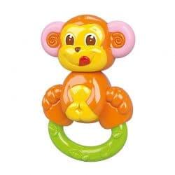 جغجغه میمون چرخشی کلمنتونی