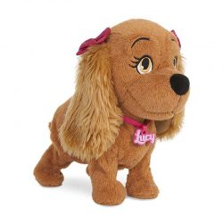 عروسک سگ تعاملی لوسی IMC