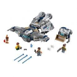 لگو سفینه فضایی ۵۵۸ قطعه سری LEGO Star Wars