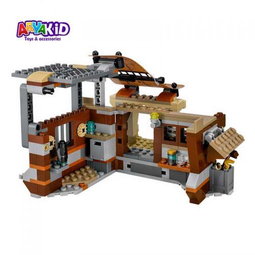 لگو شهر جاکو ۵۳۰ قطعه سری LEGO Star Wars1