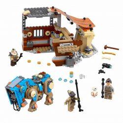 لگو شهر جاکو ۵۳۰ قطعه سری LEGO Star Wars