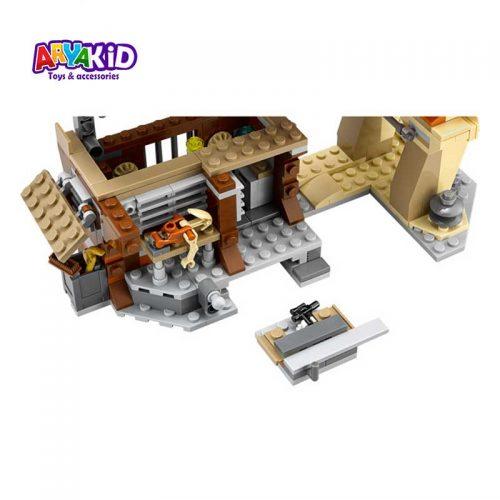 لگو شهر جاکو ۵۳۰ قطعه سری LEGO Star Wars4