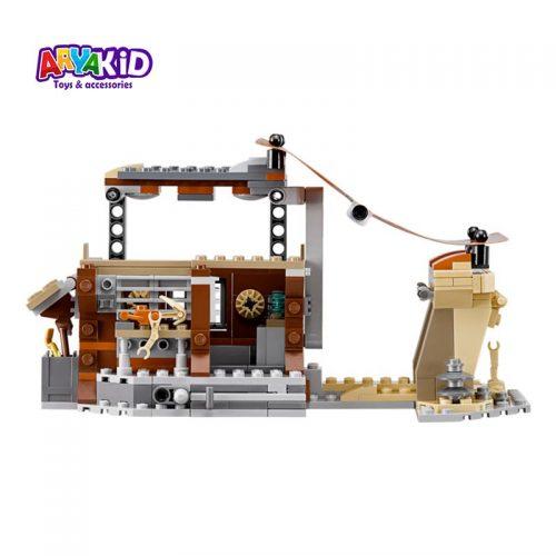 لگو شهر جاکو ۵۳۰ قطعه سری LEGO Star Wars5