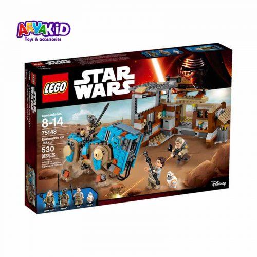 لگو شهر جاکو ۵۳۰ قطعه سری LEGO Star Wars8
